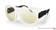供应激光护目镜/激光防护眼镜/红外激光显示卡(尺寸可定制)